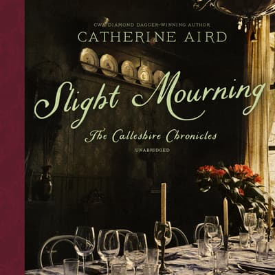 Slight Mourning by Catherine Aird audiobook