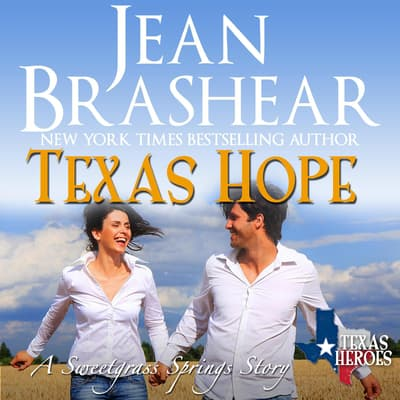 Texas Hope by Jean Brashear audiobook