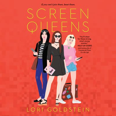 Screen Queens by Lori Goldstein audiobook