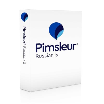 Pimsleur Russian Level 5 by Paul Pimsleur audiobook