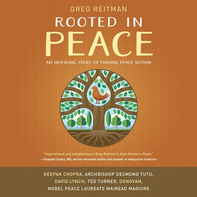 Rooted in Peace by Greg Reitman audiobook