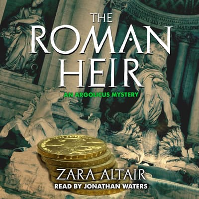 The Roman Heir by Zara Altair audiobook