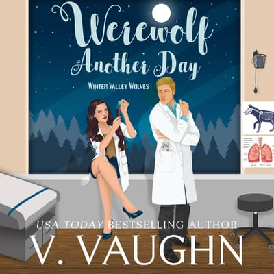 Werewolf Another Day by V. Vaughn audiobook