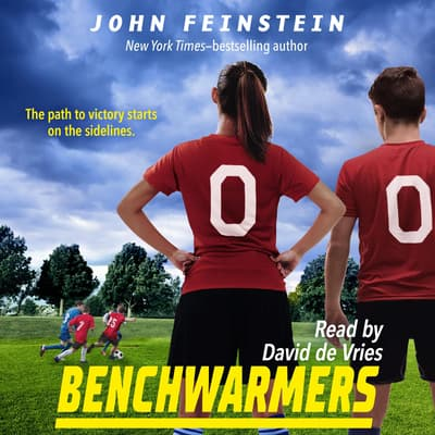 Benchwarmers by John Feinstein audiobook