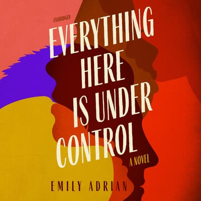 Everything Here Is under Control by Emily Adrian audiobook