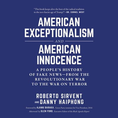 American Exceptionalism and American Innocence by Roberto Sirvent audiobook