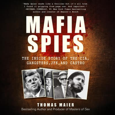 Mafia Spies by Thomas Maier audiobook