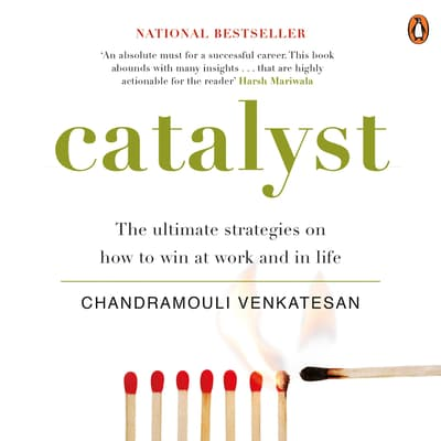 Catalyst by Chandramouli Venkatesan audiobook