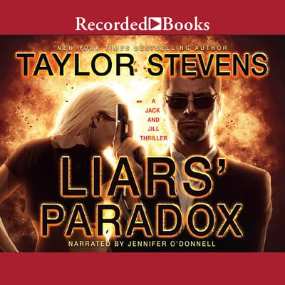 Liars' Paradox by Taylor Stevens audiobook