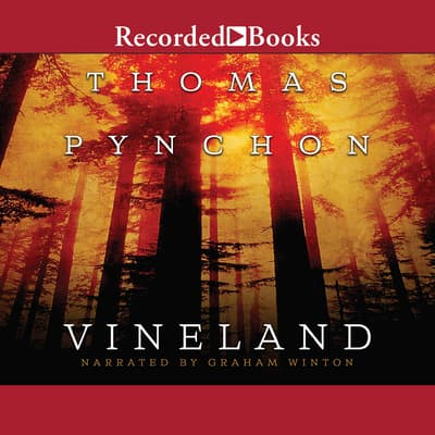 Vineland by Thomas Pynchon audiobook