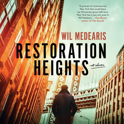 Restoration Heights by Wil Medearis audiobook