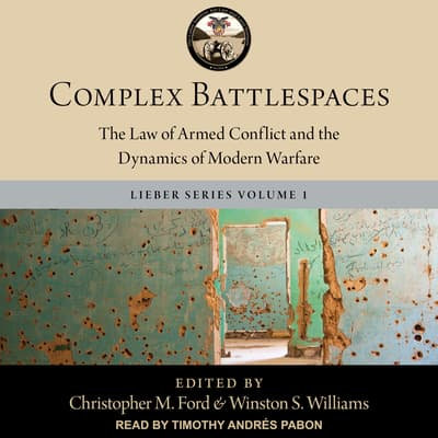 Complex Battlespaces by Christopher M. Ford audiobook