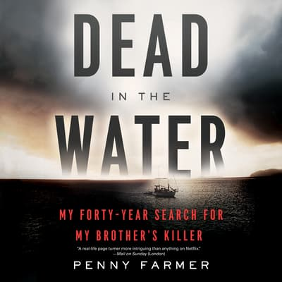 Dead in the Water by Penny Farmer audiobook