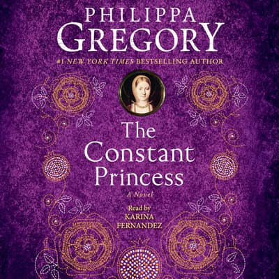 The Constant Princess by Philippa Gregory audiobook