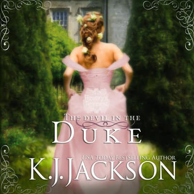 The Devil in the Duke by K.J. Jackson audiobook