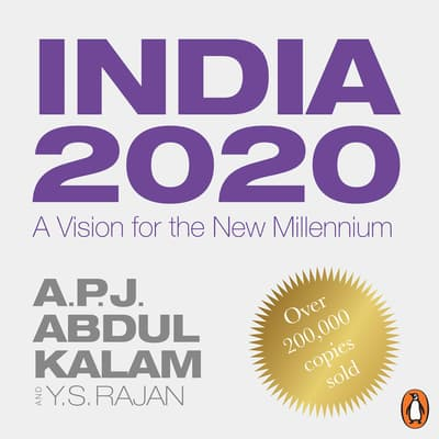 India 2020 by A. P. J. Abdul Kalam audiobook