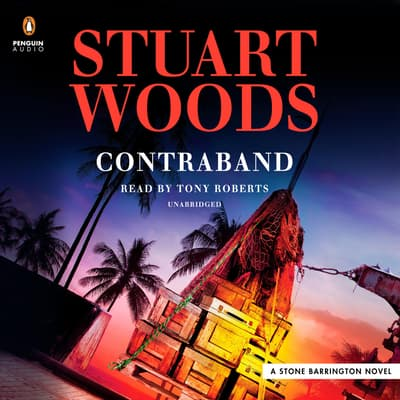 Contraband by Stuart Woods audiobook