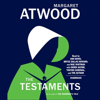 The Testaments by Margaret Atwood audiobook