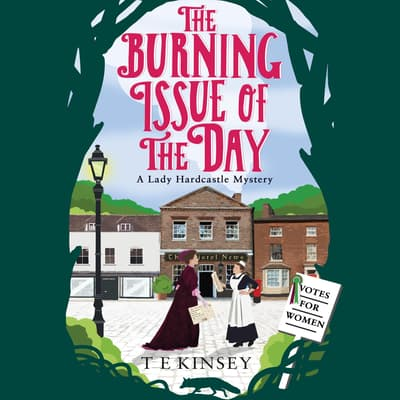 The Burning Issue of the Day by T. E. Kinsey audiobook
