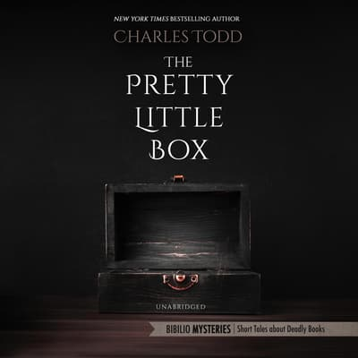 The Pretty Little Box by Charles Todd audiobook