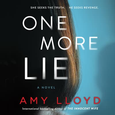 One More Lie by Amy Lloyd audiobook