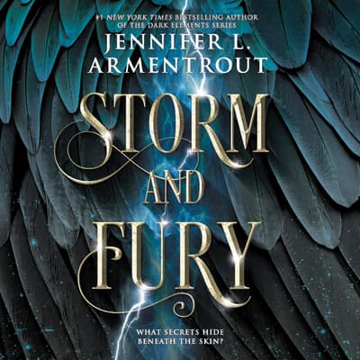 Storm and Fury by Jennifer L. Armentrout audiobook