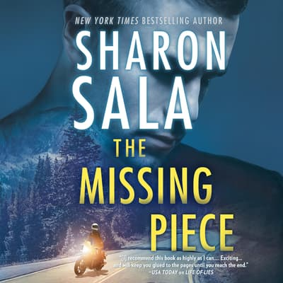 The Missing Piece by Sharon Sala audiobook