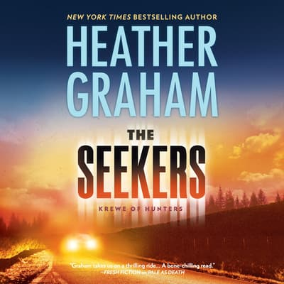 The Seekers by Heather Graham audiobook