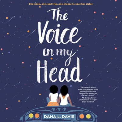 The Voice in My Head by Dana L. Davis audiobook