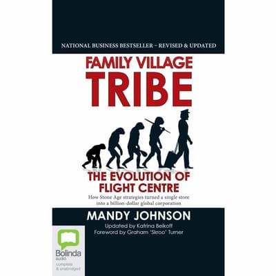Family Village Tribe by Mandy Johnson audiobook