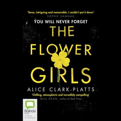 The Flower Girls by Alice Clark-Platts audiobook