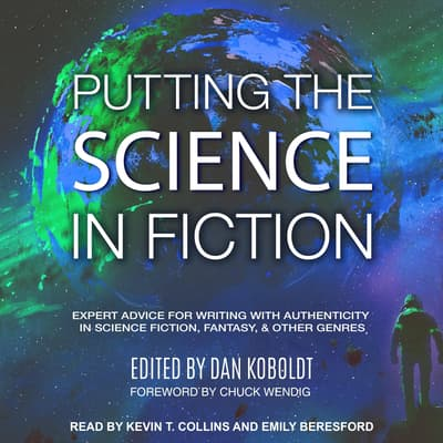 Putting the Science in Fiction by  audiobook