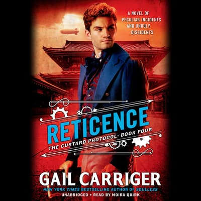 Reticence by Gail Carriger audiobook