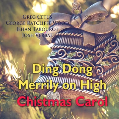 Ding Dong Merrily on High Christmas Carol by Greg Cetus audiobook