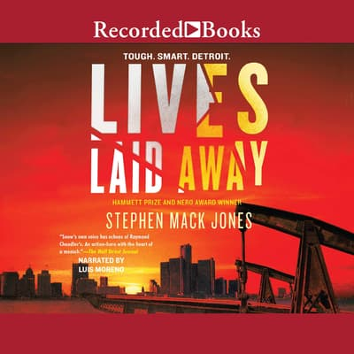 Lives Laid Away by Stephen Mack Jones audiobook