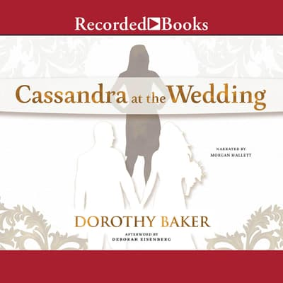 Cassandra at the Wedding by Dorothy Baker audiobook