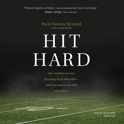 Hit Hard by Pat McLeod audiobook