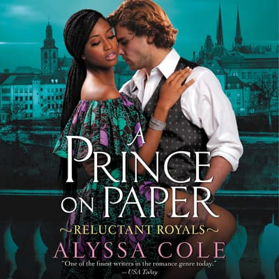 A Prince on Paper by Alyssa Cole audiobook