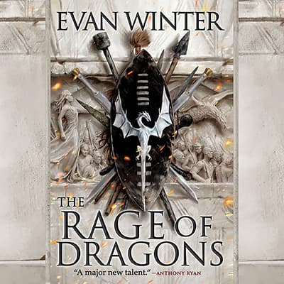 The Rage Of Dragons by Evan Winter audiobook