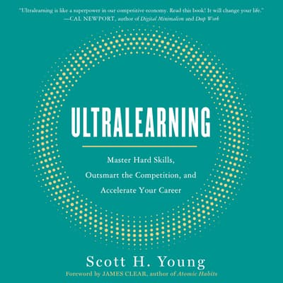 Ultralearning by Scott Young audiobook