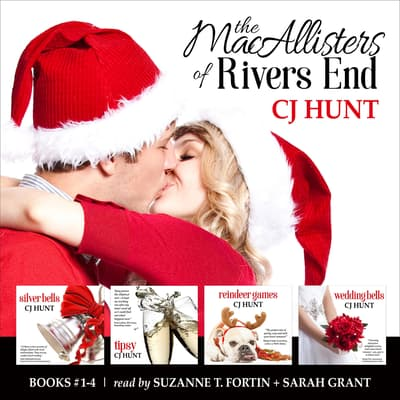 The MacAllisters of Rivers End Boxed Set by CJ Hunt audiobook