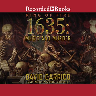 1635 by David Carrico audiobook