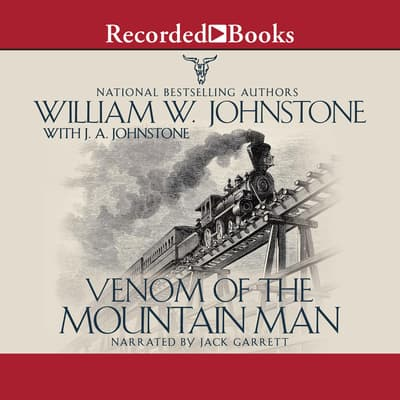 Venom of the Mountain Man by J. A. Johnstone audiobook