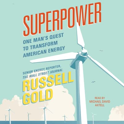 Superpower by Russell Gold audiobook