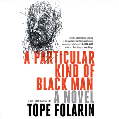 A Particular Kind of Black Man by Tope Folarin audiobook