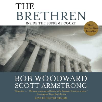 The Brethren by Bob Woodward audiobook