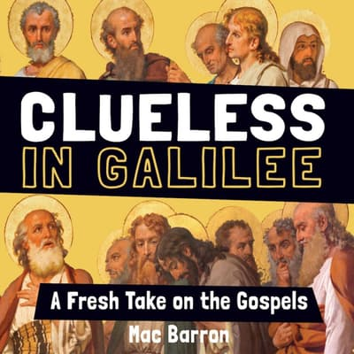Clueless in Galilee by Mac Barron audiobook
