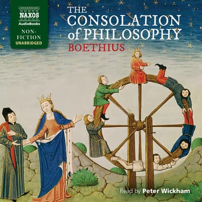 The Consolation of Philosophy by Boethius  audiobook