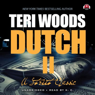 Dutch II by Teri Woods audiobook
