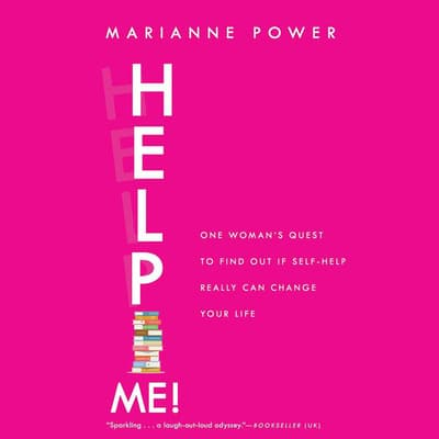 Help Me! by Marianne Power audiobook